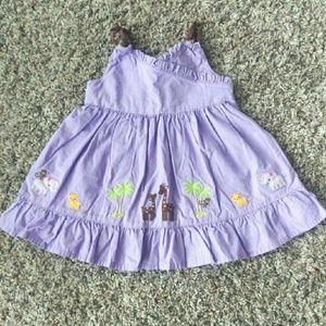 Gymboree Glamour Safari dress